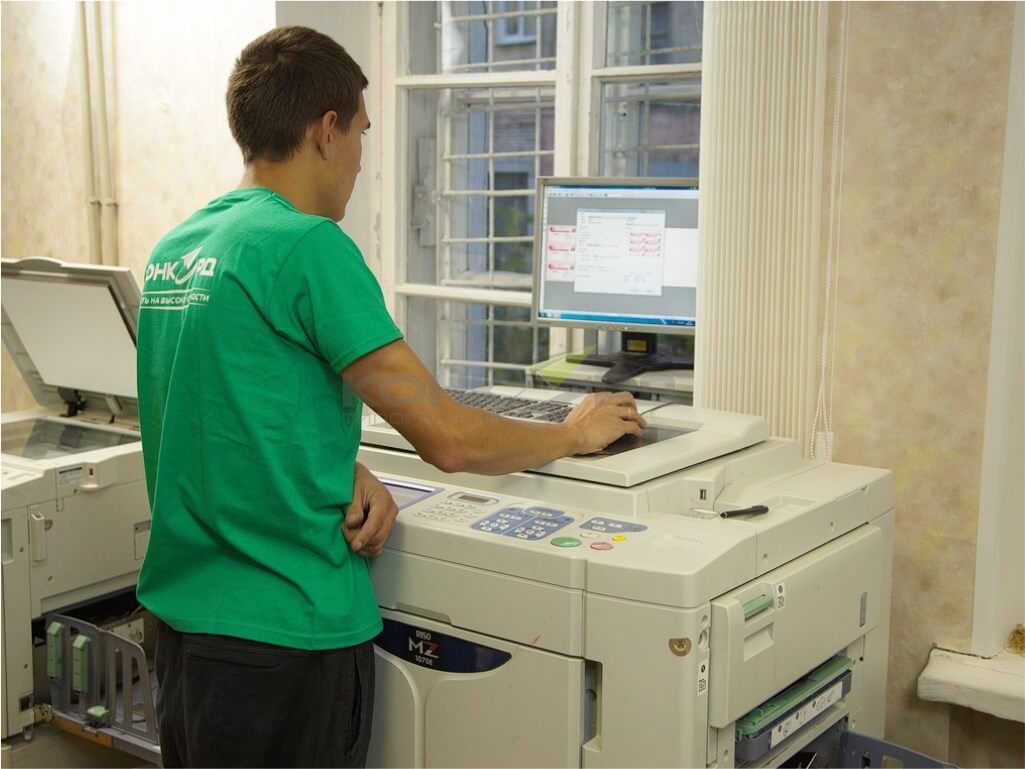 типография газеты, напечатать газету.